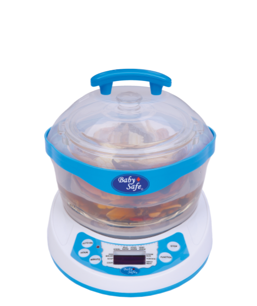 How To Steam Baby Food On Stove