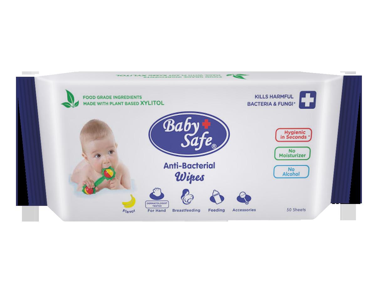 Baby Food Maker Safe Babysafe Steam Dan Blender Underpad Wipes