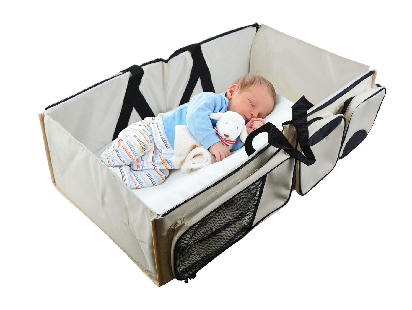 Baby Shop Safe Underpad Perlak Bayi Carrier Harness Bag Foldable