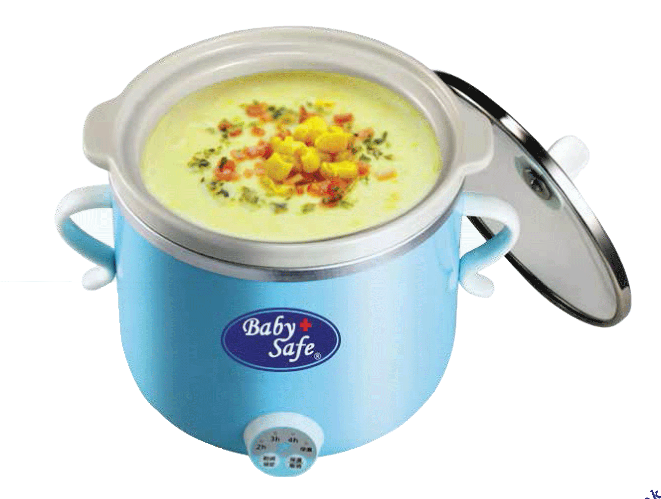 Baby Safe Lb 004 Food Steam Cooker Daftar Harga Terlengkap Digital Slow